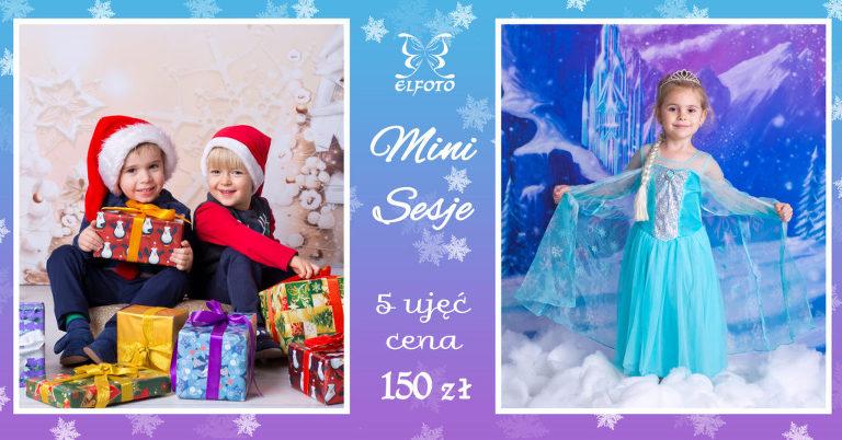 Zaproszenie na sesje Facebook Reklama Fotospec+Elfoto 2019